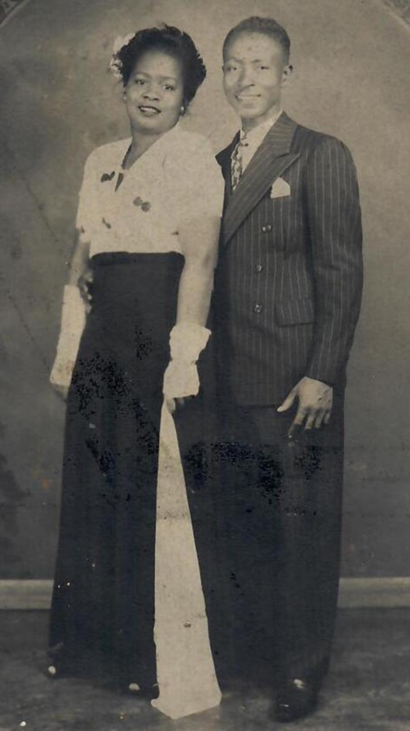 Anthony Knight's Nana and Big Dad