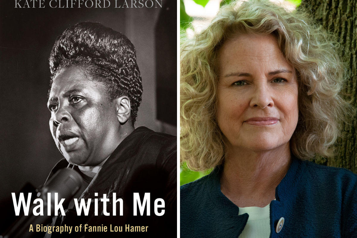 Book Review: 'Walk with Me: A Biography of Fannie Lou Hamer' Kate Clifford Larson